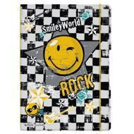 Блокнот Herlitz my.book Flex Smiley Rock