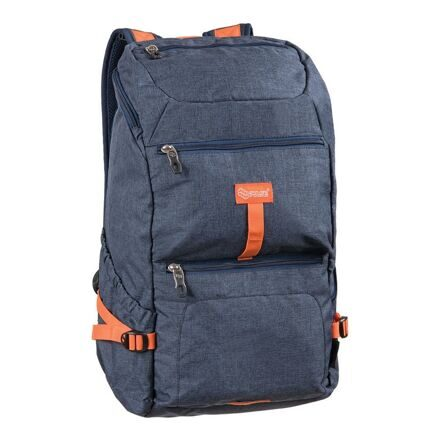 Рюкзак Pulse TRAVEL BLUE-ORANGE