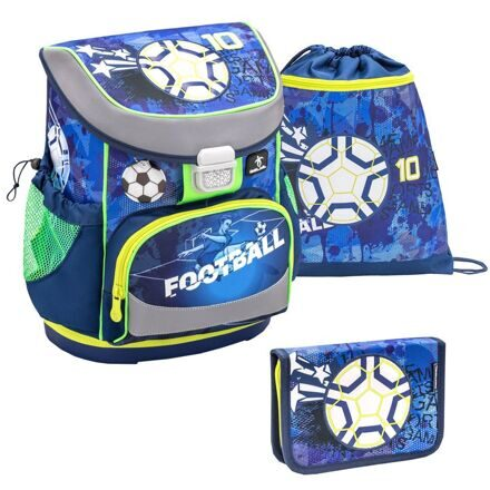 Ранец Belmil MINI-FIT Soccer Sport с наполнением