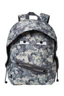 Рюкзак ZIPIT GRILLZ BACKPACKS Grey Camouflage