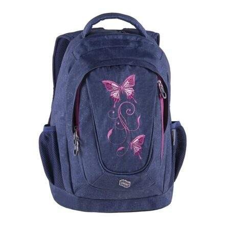 Рюкзак Pulse MUSIC JEANS BUTTERFLY