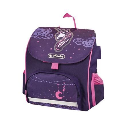 Ранец Herlitz дошкольный Mini Softbag Unicorn Night
