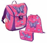Ранец Hama Step By Step BaggyMax Fabby Sweet Butterfly 3 предмета