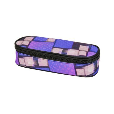 Пенал-косметичка MagTaller CASE square violet