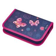 Пенал Herlitz Purple Butterfly