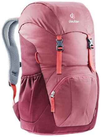 Рюкзак Deuter Junior 18 cardinal-maron