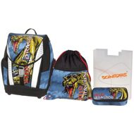 Ранец Schneiders Toolbag Soft Wild Dragon, с наполнением